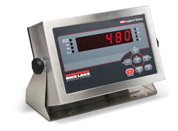 480 Legend Series Digital Weight Indicator