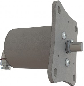 An Australian made stainless-steel heavy-duty speed sensor or tachometer for monitoring the belt speed of conveyors, weight belts and screw weighing systems