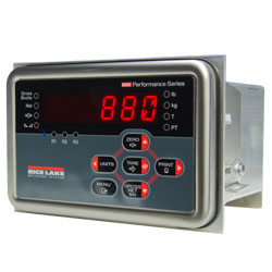 880 Performance Series Panel Mount Indicator Controller