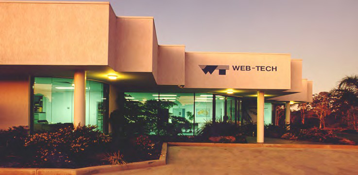 Web Tech AutoWeigh head office in Brisbane.