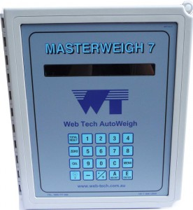 Masterweigh 7 electronic