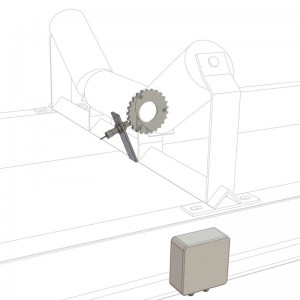 Magnetic pick-up speed sensors