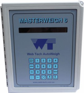 Masterweigh 6 electronics