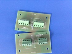 PCB Termination Board – Through Terminals
