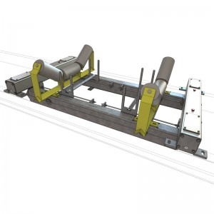 heavy duty inventory conveyor belt scales