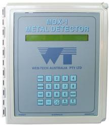 MDX-1 electronic integrator